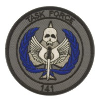 Militaire patch Call of Duty Taskforce 141 met velcro