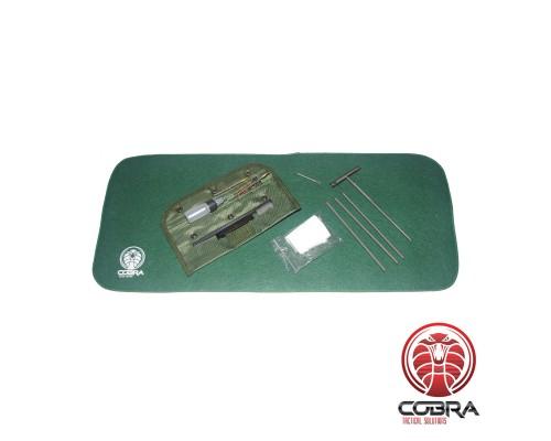 SET: GI Field Rifle Cleaning Kit 5,56 NATO + Wapen poetsmat | PROMOTIE