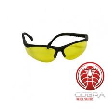 Gele Veiligheid bril