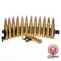 M249 5.56 munitieband (met geneutraliseerde patronen)   12 stuks   M27 schakels
