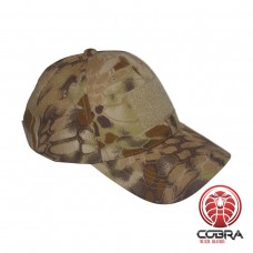 GOLRAD CAP | 2 Velcro Patches | Python Sand Camo | One size fits all