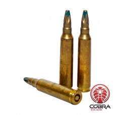 FN 5.56 NATO (5.56x45mm) Crimped Blank Ammunition cartridge