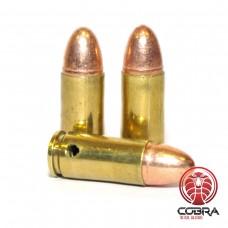 Neutralized 9x21mm IMI FMJ Round