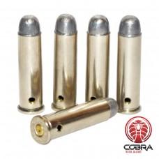 .357 Magnum Vernikkelde huls Lead Round Nose geneutraliseerde munitie