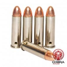 .357 Magnum vernikkelde huls FMJ geneutraliseerde munitie