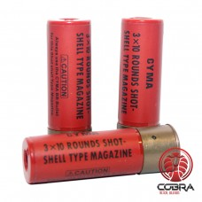 Cyma 30rd Shells for Airsoft Shotguns (3)