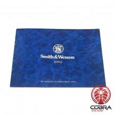 2002 Smith & Wesson Firearms Catalog Brochure