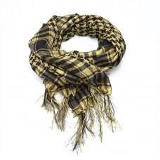 Militaire Tactische Keffiyeh Shemagh Gouden Arabische Sjaal