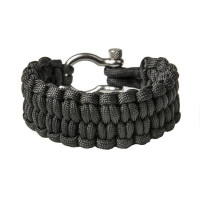 "Paracord Quick Unravel bracelet ""Loops"""
