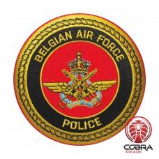 Belgian Air Force Police geborduurde patch | Opnaai | Military Airsoft