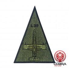 L 39 geborduurde patch | Opnaai  | Military Airsoft