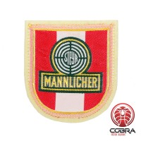 Steyr Mannlicher geborduurde patch | Strijkpatches | Military Airsoft