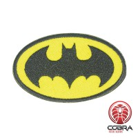 Batman movie Geborduurde militaire Patch met klittenband