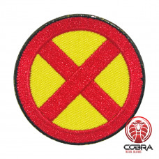 X-men marvel comics Geborduurde militaire Patch met klittenband