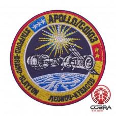 Apollo Soyuz Nasa geborduurde patch met velcro