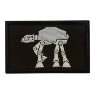 Star Wars Walker Cossplay Patch met klittenband