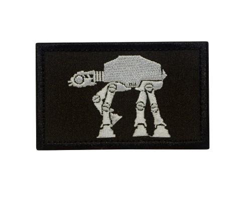 Star Wars Walker Cossplay Patch met klittenband