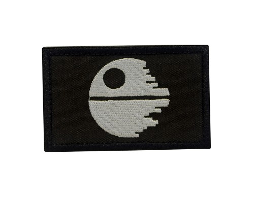 Film Patch Dead Star van Star Wars met klittenband