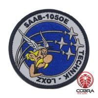 SAAB-1050E Technik - LOXZ met klittenband