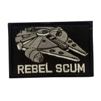 Rebel Scum Star Wars film Patch met klittenband