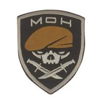 Medal of Honor Ranger Cosplay Geborduurde Patch met velcro