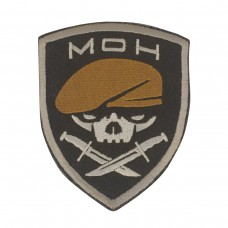 Medal of Honor Ranger Cosplay Geborduurde Patch met velcro