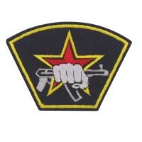 Spetsnaz Russian Military Geborduurde patch met velcro