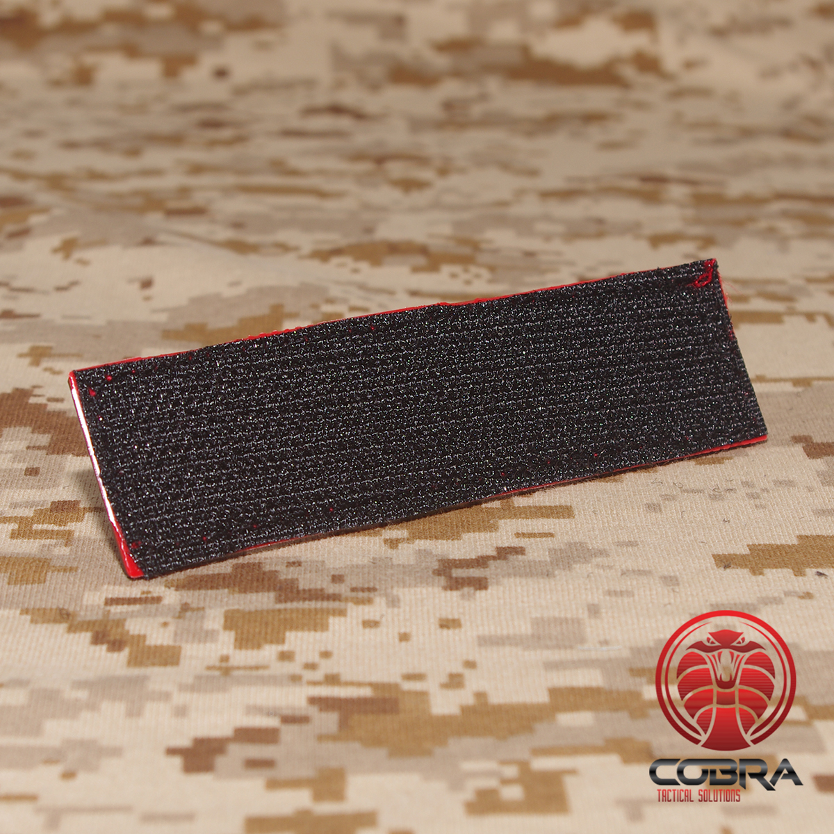 Cobra Tactical Solutions Besticktes Patch Force Recon Swift Deadly with Hook /& Loop for Cosplay//Airsoft//Paintball Silent