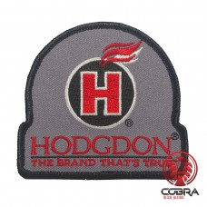 Hodgdon Reloading geborduurde rode patch | Strijkpatches | Military Airsoft