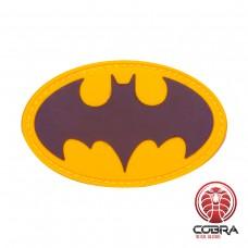 Batman Gold film cosplay PVC patch met velcro