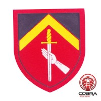 Belgian Ground Forces - Belgiscge grondtroepen geborduurde patch | Opnaai  | Military Airsoft