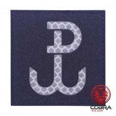 Jednostka Wojskowa Komandosów JWK Polish Special Forces Geborduurde militaire Fluorescent Patch met klittenband