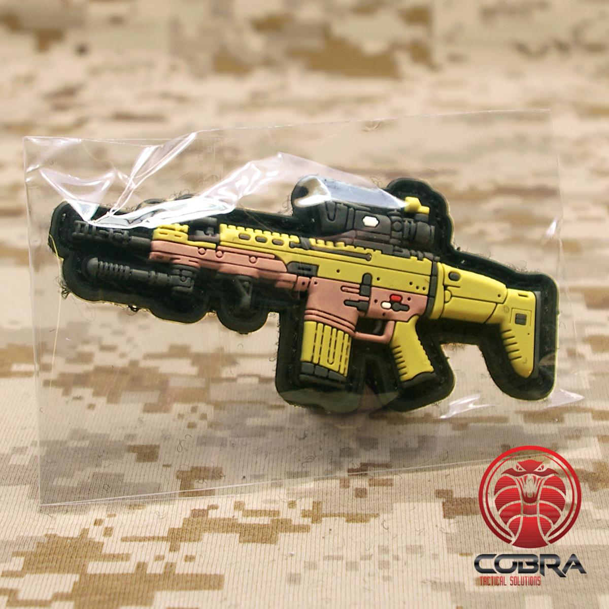 L PVC Patch FN SCAR