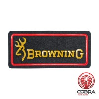 Browning Arms Company Vilt patch   Opnaai    Military Airsoft