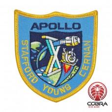 Apollo X Stafford Young Gernan Nasa geborduurde patch | Opnaai  | Military Airsoft