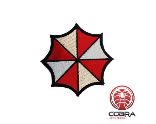 Umbrella Corporation Logo - Resident Evil geborduurde Patch met velcro