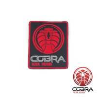 Cobra Tactical Solutions Promo Geborduurde Patch