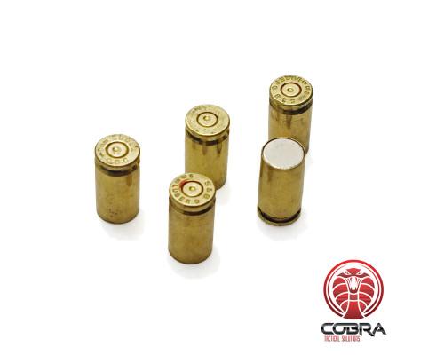 Magneten 9mm Luger - Brass (5 per pack)