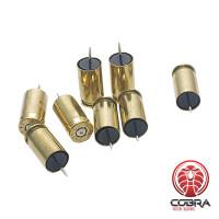 Push Pins .45 ACP Brass - 8 stuks