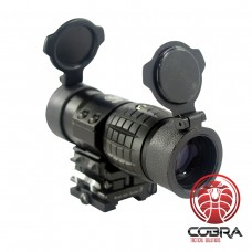 COPPERHEAD 3x Magnification with Quick Flip to side mount