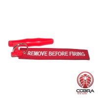 Universele veiligheidsvlag hagelgeweer, Rood